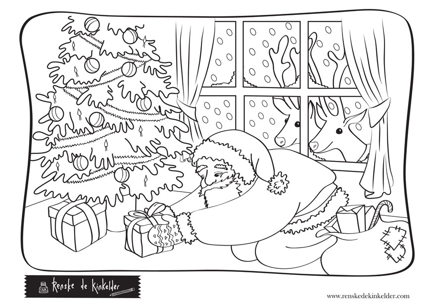 iraq christmas celebration coloring pages - photo#1